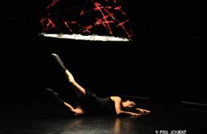 Virginie AURAY - danseuse interprète
